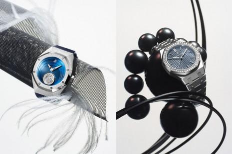 AP與英國時尚品牌合作 皇家橡樹系列登上時裝伸展台