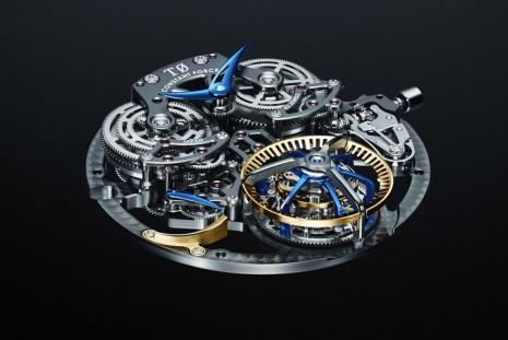 GRAND SEIKO第一款陀飛輪機芯創下錶界一項新紀錄