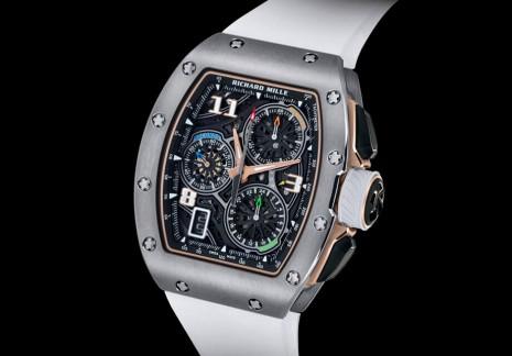 RM 72-01是RICHARD MILLE第一款自製飛返計時錶