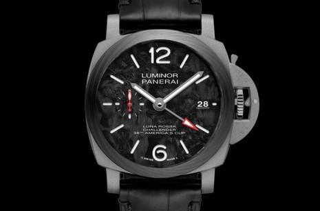 沛納海再與義大利知名帆船隊伍合推Luminor限量新錶PAM01096