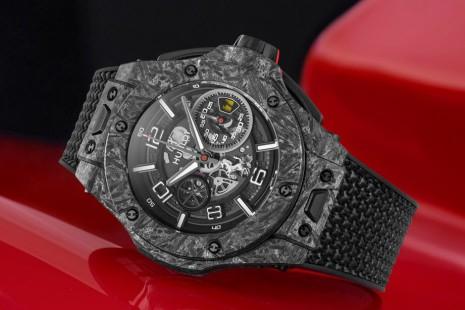 慶祝法拉利第1000場F1賽事 宇舶推出Big Bang限量紀念錶