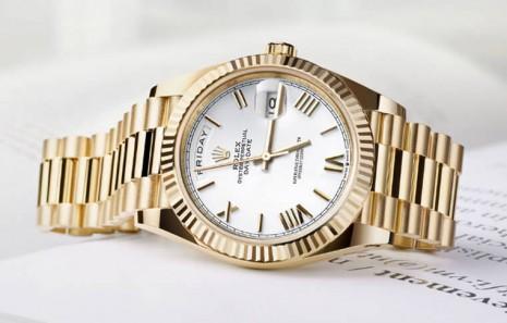 這不是爺爺的錶?盤點戴勞力士DD的時尚名人