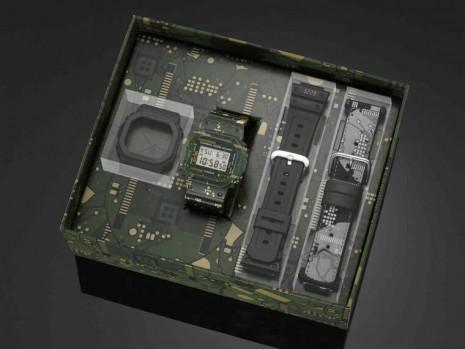 G-SHOCK「電路板」新錶讓你享受改裝樂趣