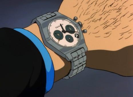 魯邦三世還原經典手錶  動漫迷搶著要!