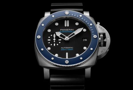 沛納海1209不只限量還比一般Submersible潛水錶難買