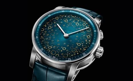 AP最新大複雜「超問錶」曝光!融入自鳴和鐘樂報時還有大師琺瑯面