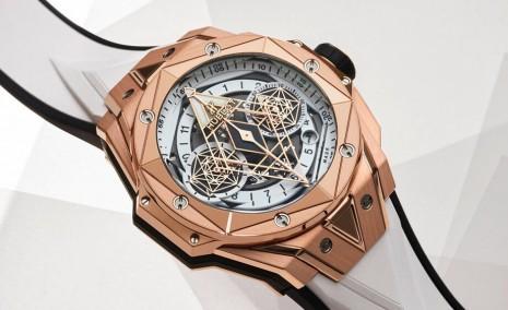 宇舶三度擔任Art Taipei官方時計 以Big Bang刺青錶呼應藝術創作精神
