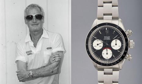 Paul Newman擁有的Daytona 6263將拍賣 有機會挑戰最貴勞力士手錶紀錄