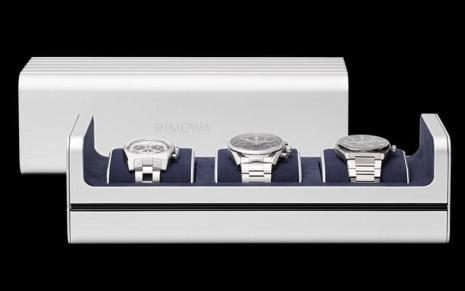 行李箱界的LV,RIMOWA即將推出首款錶盒