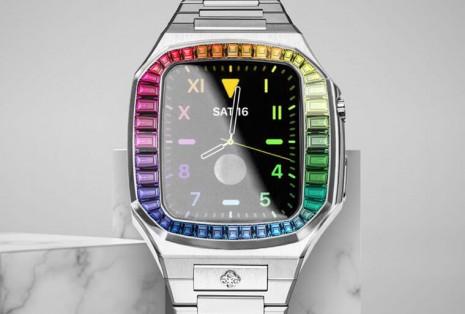 Apple Watch也能改裝皇家橡樹甚至彩虹圈?