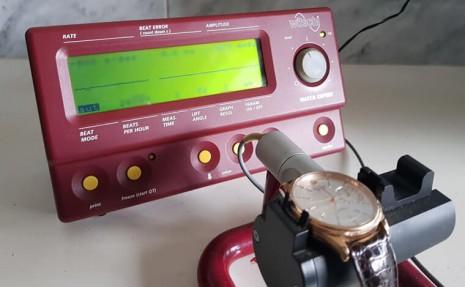 勞力士手錶有多準?專家拿Cellini上測錶機實測結果揭曉