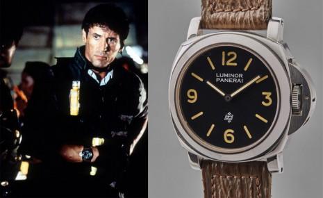 席維斯史特龍將拍賣佩戴過的沛納海和RICHARD MILLE手錶