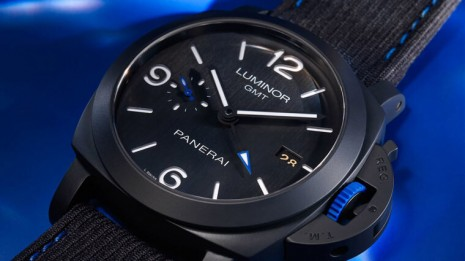 沛納海1176陶瓷殼Luminor GMT不只限量發行 還限特定管道才買得到