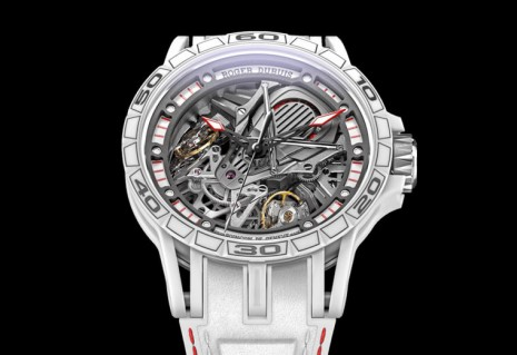 羅杰杜彼首度啟用陶瓷複合纖維錶殼 限量8只僅能透過線上購買
