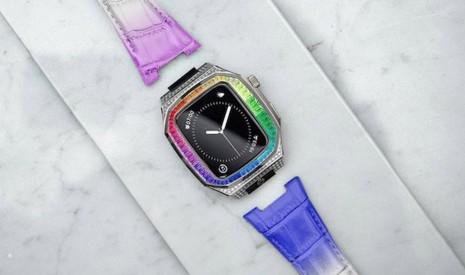Apple Watch彩虹圈華麗變身,怎麼辦到的?
