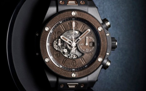 宇舶和BERLUTI聯名錶首度以Big Bang系列為設計基礎