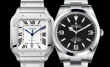 高實用性20萬價格不鏽鋼鍊帶大三針手錶推薦