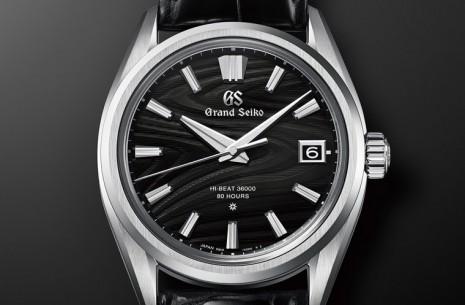 GS以鉑金錶殼搭9SA5機芯慶祝SEIKO創立140週年