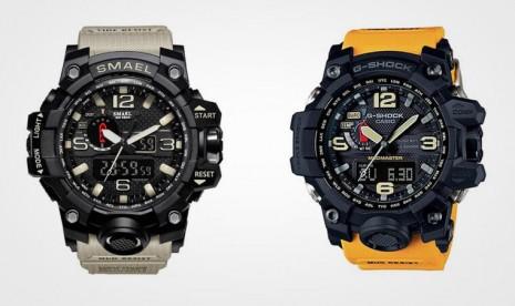 卡西歐狀告中國手錶品牌侵權判決出爐