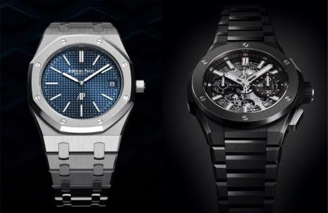 熱門錶殼材質-不鏽鋼與陶瓷比較
