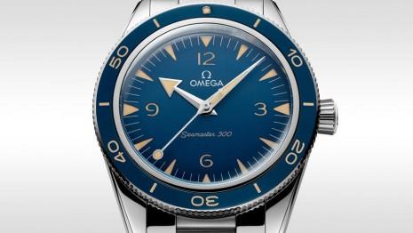 5點變化認識2021年海馬300米潛水錶