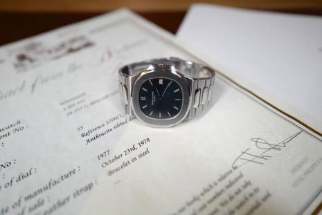 PP將調整二手錶和古董錶證書服務