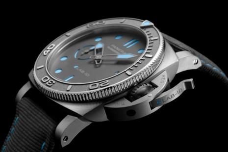 沛納海新款Submersible潛水錶有98%以上都是再生材質!