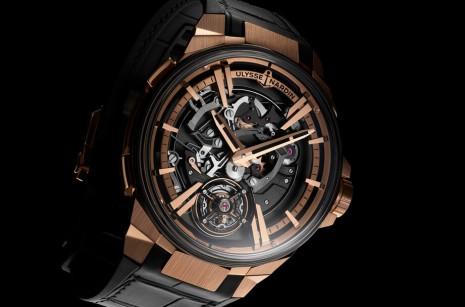 雅典錶Blast自鳴報時錶融入音響技術讓聲音更宏亮