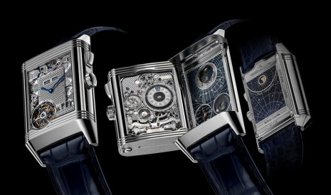 積家慶祝Reverso 90週年首創四面顯示三問萬年曆月相大複雜手錶