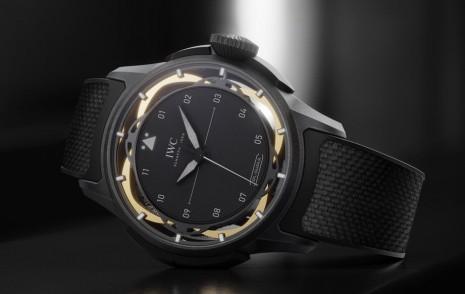 IWC花了8年開發出這款高避震性大飛概念錶