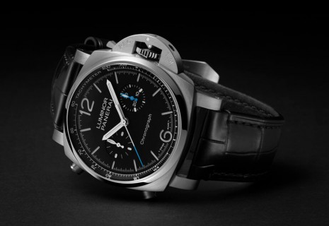 沛納海Luminor計時錶搭載PANERAI全新計時機芯P.9200