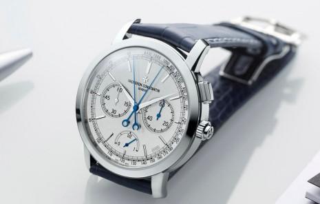 江詩丹頓頂級超薄追針計時機芯移植Traditionnelle系列超限量登場