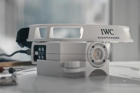 修錶師傅必看,IWC數位放大鏡推出進化2.0版