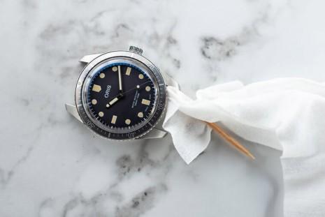 清潔保養手錶必知的5個好用方法