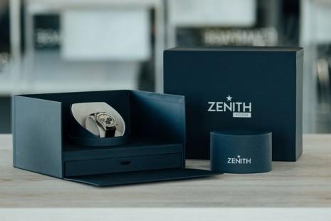 真力時原廠認證古董錶陸續在品牌專賣店上架