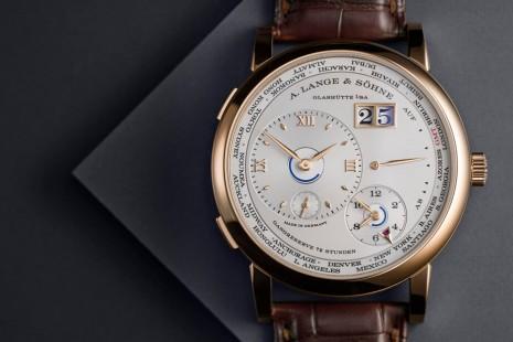 解析Lange 1等朗格各系列手錶面盤的幾何設計