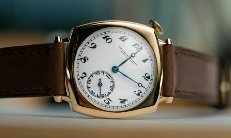真正完全復刻!江詩丹頓用古董機器和技術重做出和原版一樣的American 1921絕品手錶