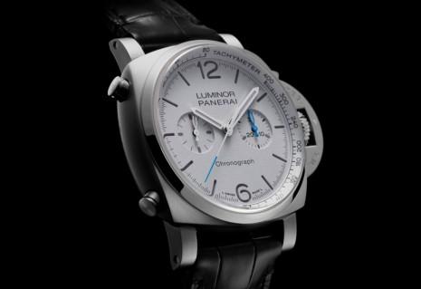 評點沛納海搭載新機芯的Luminor計時碼錶PAM01218