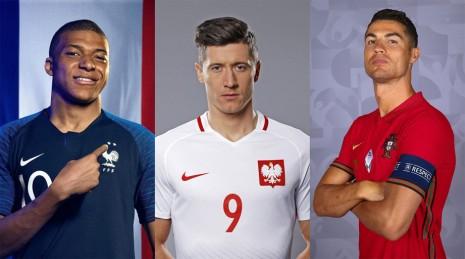 UEFA Euro 2020看看歐洲盃明星球員們都帶什麼錶