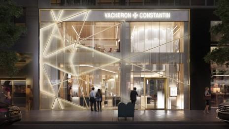 江詩丹頓最大旗艦店落腳紐約正式開幕!一覽店內特色