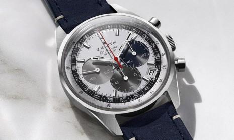A386回歸!真力時Chronomaster復刻錶詮釋El Primero早期經典款