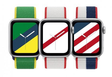 Apple Watch專屬2020東京奧運國家主題錶 共22國台灣未入列