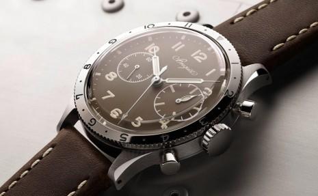 寶璣為Only Watch慈善拍賣打造稀有復古Type XX飛行錶