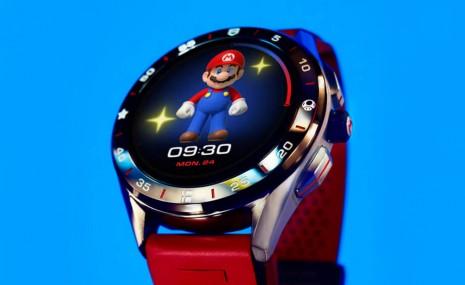 2021最想要的智能錶 泰格豪雅 x 超級瑪利歐聯名限量款吸引玩家目光