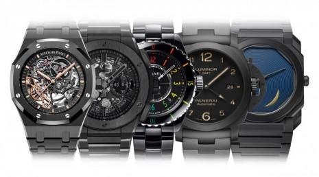 想買黑陶瓷錶殼鍊帶錶 編輯部推薦Top 5人氣款式