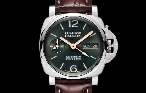 沛納海也有萬年曆!?PAM00715擁有獨特鉑金錶殼與高階複雜工藝