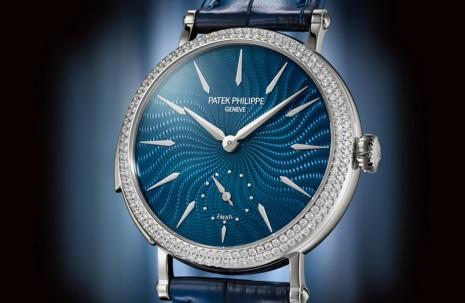 PP新款三問報時女錶尺寸與顏值全面進化