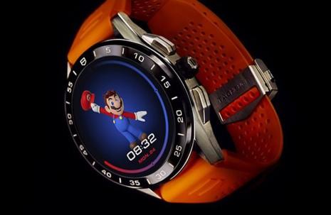 泰格豪雅開放Connected智能錶下載Super Mario超級瑪利歐App