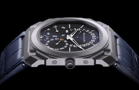 寶格麗首度參與Only Watch拍賣 特製破紀錄超薄萬年曆手錶誠意十足