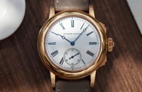 獨立製錶大師Philippe Dufour聖杯級自鳴錶以763萬美金價格售出